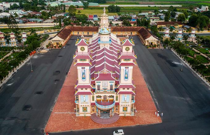 Du lịch tại Tây Ninh