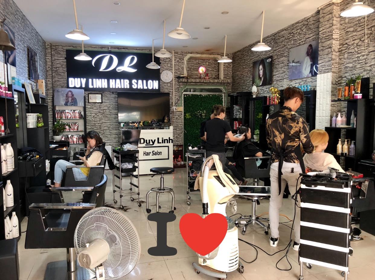Salon tóc uy tín tại tây ninh