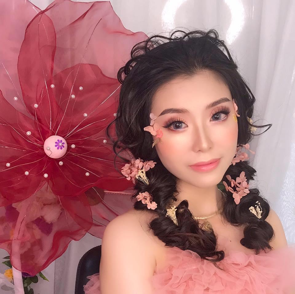 học makeup tại Tây Ninh - Huyền Nhân Studio