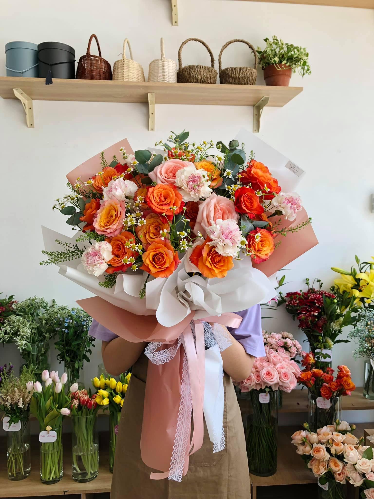 """top 5 tiệm hoa đẹp """"thu hút từ ánh nhìn đầu tiên"""" tại Tây Ninh 06"""