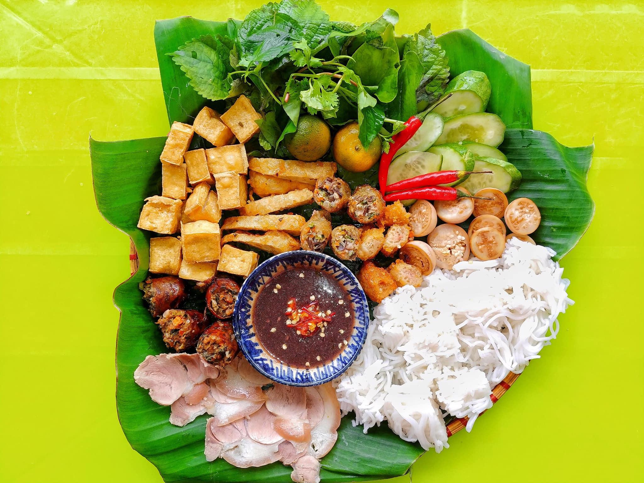 Top 5 quán bún đậu mắm tôm ngon ngất ngây tại Tây Ninh 04